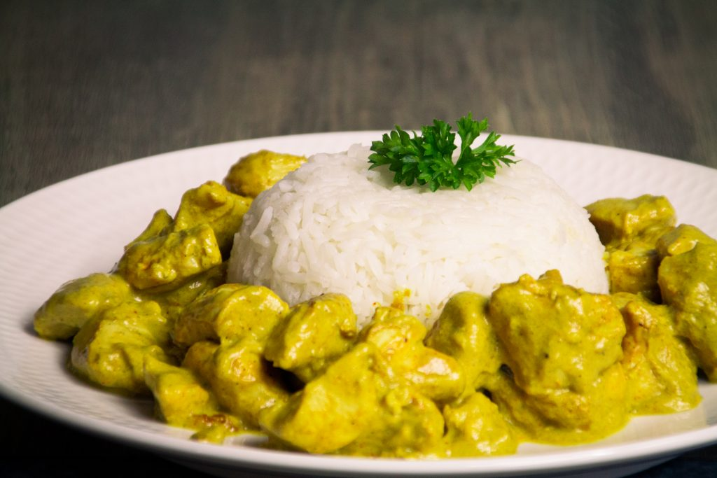 Bantry Organic Chicken Curry