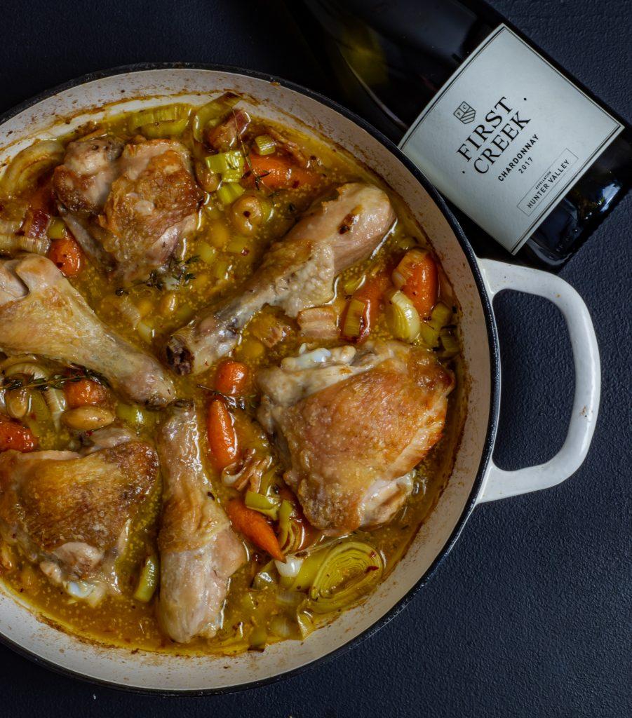 Chicken & Butterbean Cassoulet